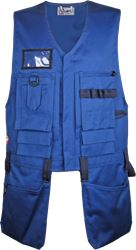 Vest with tool pockets, electricians 306731-718 Leijona Solutions Medium