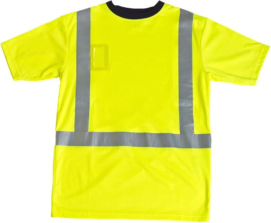 T-shirt, short sleeves, reflectors 1 Leijona  Large