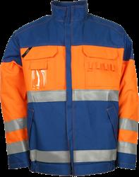 Jacket , HiVis and FR 201800-AC-0727 Leijona Medium
