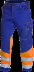 Trousers HiVis and FR 203800-727 Leijona Medium