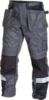 Trousers with tool pockets ProX 303821-077 1 Leijona Solutions Small
