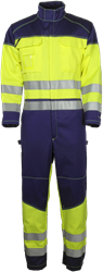 Coverall, HiVis and FR, 205800-AC-011 Leijona Medium
