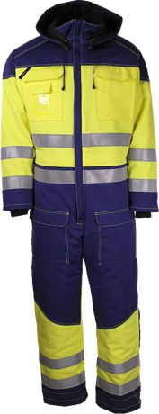 Winter Coverall HiVis FR 1.0 1 Leijona  Large
