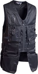 Vest with tool pockets 306820-077 Leijona Medium