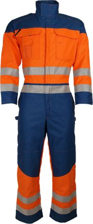 Coverall HiVis FR 1.0 1 Leijona  Large