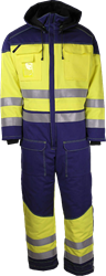 Winter Coverall, HiVis and FR 241800-AC-011 Leijona Medium