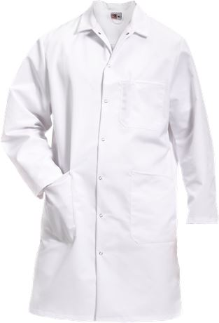 Long Coat, Whites 508701-041 1 Leijona Solutions  Large
