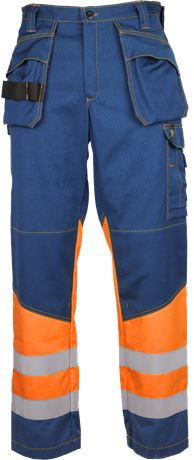 Tool Pocket Trousers HiVis FR 1.0 1 Leijona  Large