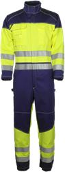Coverall HiVis FR 1.0 Leijona Solutions Medium