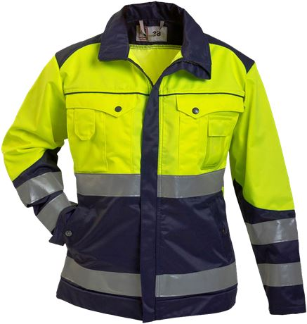 Ladies Jacket HiVis 1.0 1 Leijona  Large
