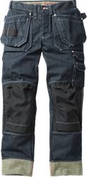 Craftsman denim trousers 2590 DY Fristads Medium