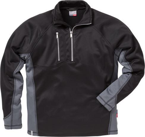 Half zip sweatshirt 7452 PFKN 1 Fristads Kansas  Large