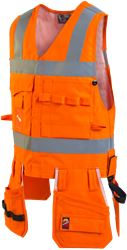 Tool Pocket Vest HiVis FR 1.0 Leijona Medium