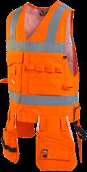 Vest with loose hanging pocket 206746-727 Leijona Medium
