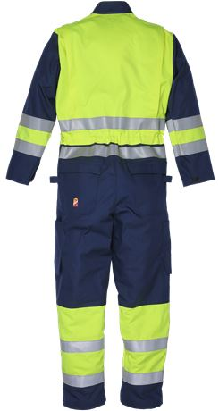 Overall  HiVis FR Antistatic 1.0 2 Leijona  Large