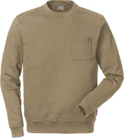 Sweatshirt 7394 SM 1 Kansas  Large