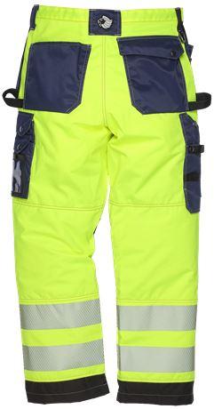 Tool Pocket Trousers HiVis 2.0 2 Leijona  Large