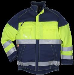 Jacket HiVis/ FR / Antistatic 201801-710 Leijona Medium