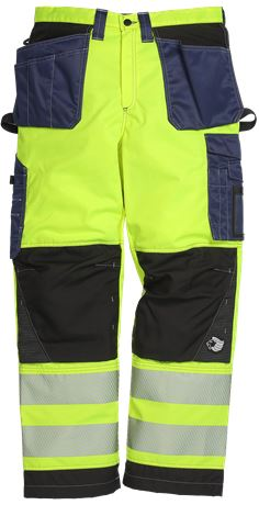 Tool Pocket Trousers HiVis 2.0 1 Leijona  Large