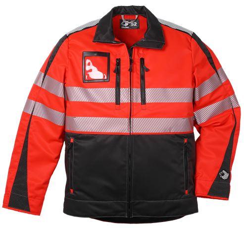 Jacket HiVis 2.0 1 Leijona  Large