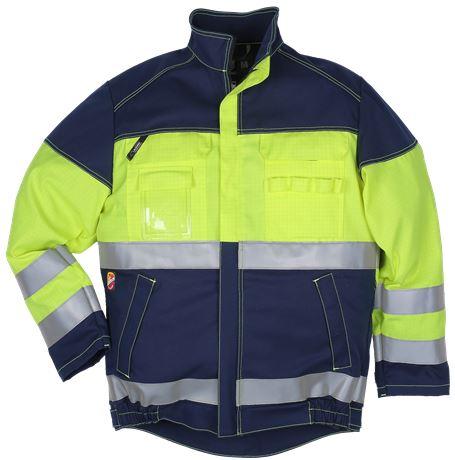Jacket HiVis FR Antistatic 1.0 1 Leijona  Large