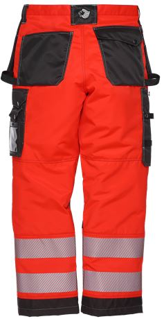 Tool Pocket Trousers HiVis 2.0 2 Leijona  Large