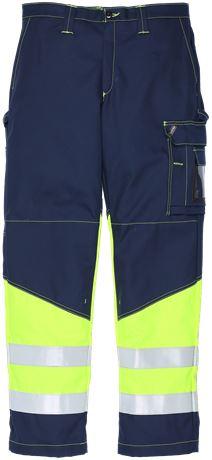 Trousers FR HiVis Antistatic  1 Leijona  Large