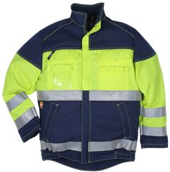 Jacket HiVis FR Antistatic 1.0 Leijona Medium