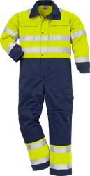 High Vis Overall Kl. 3 8601 TH Kansas Medium