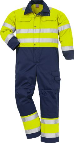 High vis coverall cl 3 8601 TH 1 Kansas  Large
