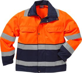 High Vis Jacke Kl. 3 4794 TH Kansas Medium