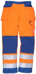 Tool Pocket Trousers HiVis 1.0 Leijona Solutions Medium