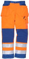 Tool Pocket Trousers HiVis 1.0 1 Leijona Solutions Small
