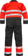 High vis coverall cl 3 8601 TH 2 Kansas Small