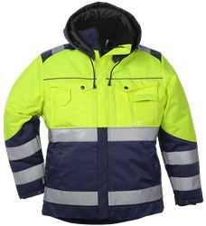 Damen-Winterjacke HiVis 1.0 Leijona Medium