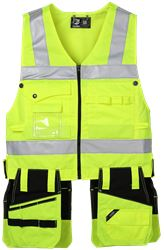 Tool Pocket Vest HiVis 1.0 Leijona Medium