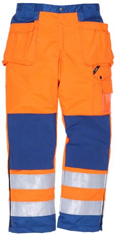 Tool Pocket Trousers HiVis 1.0 1 Leijona Solutions  Large