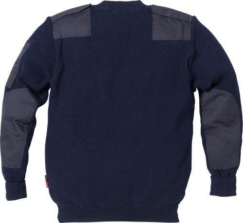 Knitted wool sweater 7418 WOP 2 Fristads Kansas  Large