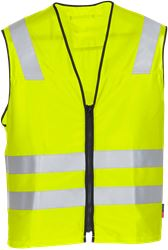 Flame High Vis Weste Kl. 3 5303 FSH Fristads Kansas Medium