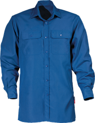 Flame Nomex® Hemd Langarm 7401 NXL Fristads Kansas Medium