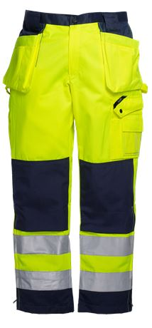 Tool Pocket Trousers HiVis 1.0 1 Leijona