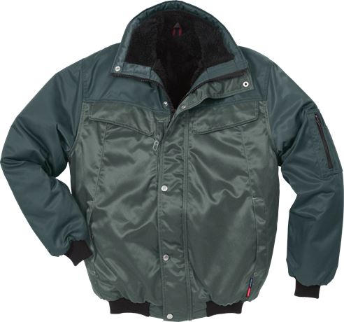 Icon winter pilot jacket  1 Kansas  Large