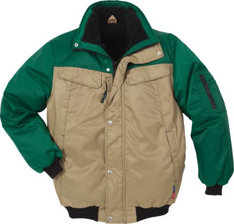 Icon winter pilot jacket 4813 PP 1 Kansas  Large