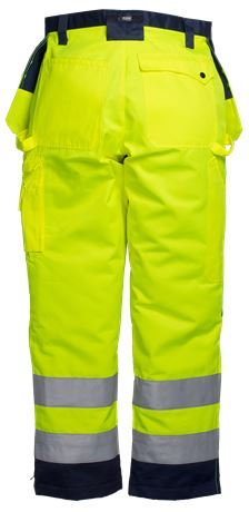 Tool Pocket Trousers HiVis 1.0 2 Leijona  Large