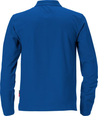 Long sleeve polo shirt 7393 PM 4 Kansas  Large