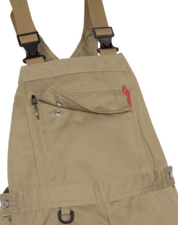 Icon One bib'n'brace  5 Kansas  Large