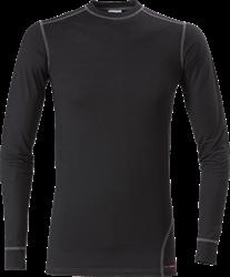 Gen Y 37,5™ Merinowolle T-Shirt Langarm 7710 MCY Fristads Kansas Medium