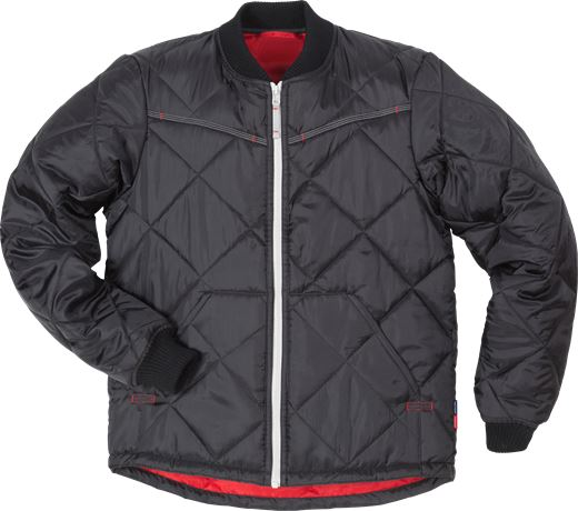 Quilted jacket 4810 PDQ 1 Kansas