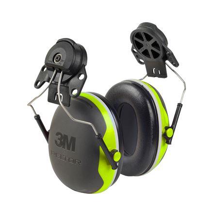 Earmuff 3M X4 Helmet P3E 1 Wenaas  Large