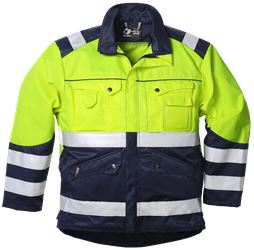 Jacka HiVis 1.0 Leijona Medium